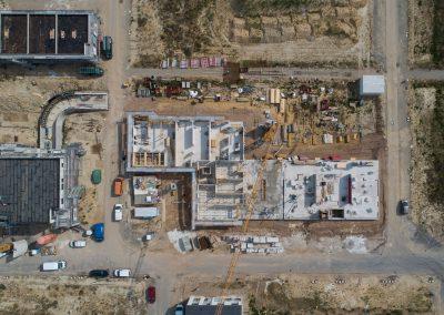 Baufortschritt August 2019