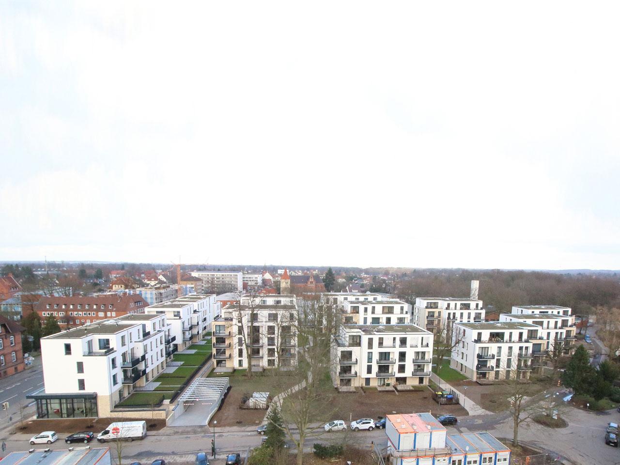 Eichenpark Langenhagen Übersicht (Stand Januar 2018)